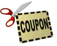 Image result for coupon (the word)